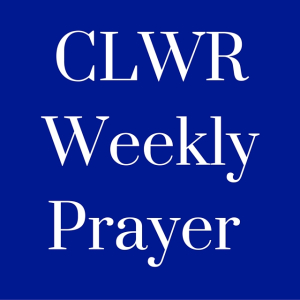 clwr weekly prayer place filler